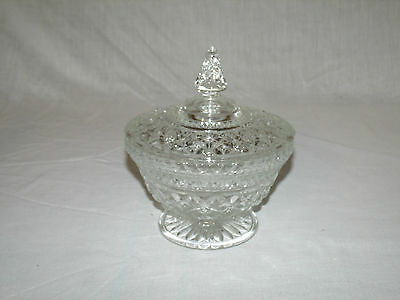 Candy Dish with Lid in Wexford by Anchor Hocking