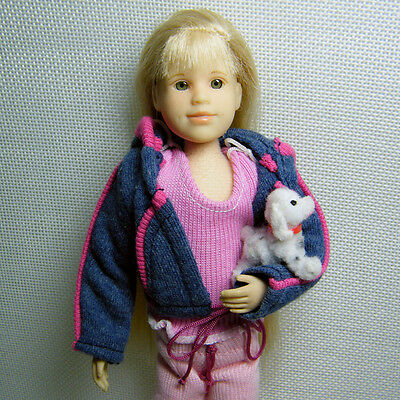 Only Hearts Club Karina Grace Doll in Pink Casual Knits and Hoodie