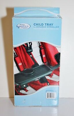 Baby Jogger Child Tray for Double Stroller J7G60 2009 City Series