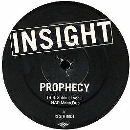 Insight - Prophecy - Stress - 1997 #11526