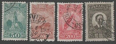 Brazil. 1929 -1930 Airmail. Cancelled
