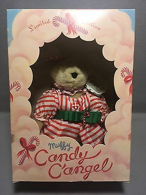 Muffy Vanderbear Candy C'angel Limited Holiday 1997 by North American Bear Co