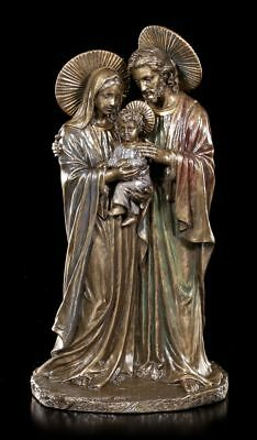 Holy Family Figure - Josef, Mary and Jesus - Veronese Icon Holy Statue