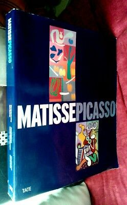 Matisse Picasso Tate Publishing Museum of Modern Art, 25 x 31, 2365 grams !