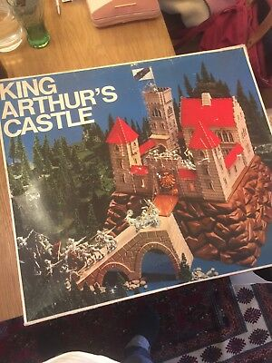 King Arthurs Castle Art.nr 53 von Big Plastik