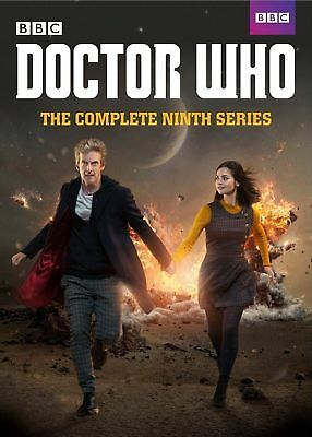 DOCTOR WHO: Complete Ninth Series Season 9 (DVD) Part 1 & 2 - Brand New