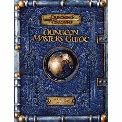 Premium Dungeons & Dragons Dungeon 3.5 Master's Guide W
