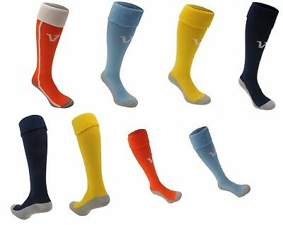 Quality Football Rugby Kids Junior Children Socks PE All Colours Made in EU
