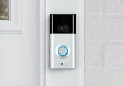 Ring HD 720P Smart Home Video Doorbell
