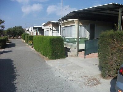 Cyprus - 2 Bedroom Park Home For Holiday Or Permanent Residence