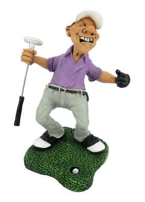 Golf Golfer Golfspieler Hole in One,15 cm Sport Funny Figur Kollektion,Neu