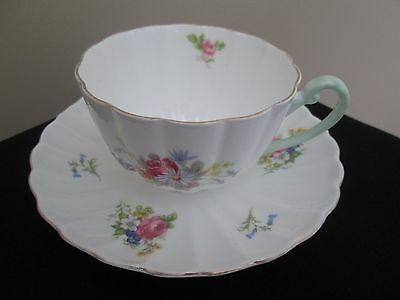 vintage Shelley tea cup & saucer style 2334