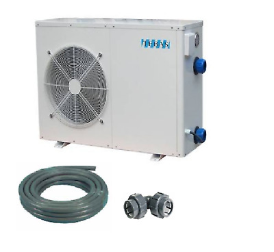 Swimming pool titanium HEAT PUMP heater + Delivery + Installation 9kW up to 21kW