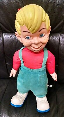 Vintage Beany and Cecil Beany Taliking Doll, Works!  With Propeller!  1960's!