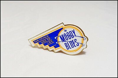 "The Moody Blues ""The Other Side Of Life"" Concert Tour Pin"