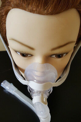 Resmed AirFit N20 Nasal CPAP Mask Size Sml Med Lrg with strap sleep apnea