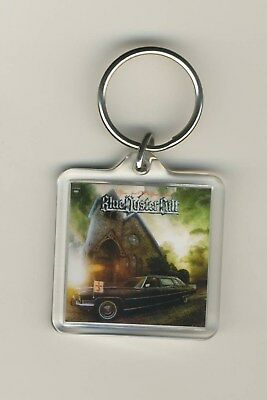 Blue Oyster Cult On Your Feet Or On Your Knees Your Acrylic Photo Keychain