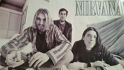 10 Kurt Cobain with Nirvana Group posters 10 for $35.00