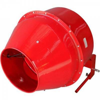 New CEMENT CONCRETE MIXER 3 POINT LINKAGE TRACTOR +25HP PTO DRIVEN 5 CU.FT(142L)