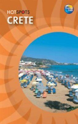 Crete (HotSpots) by Thomas Cook Paperback Book The Cheap Fast Free Post