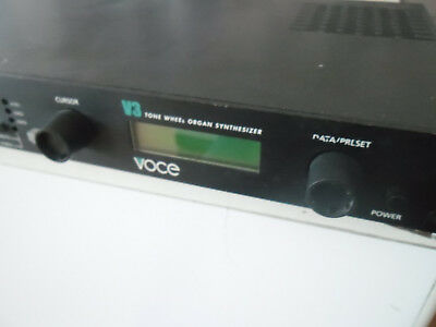 Voce V3 Organ Midi Hammond Simulator, Introvabile Rarissimo Made In Usa.