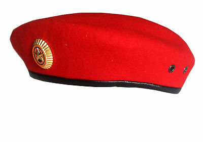 Russian Military Police red beret with cockade