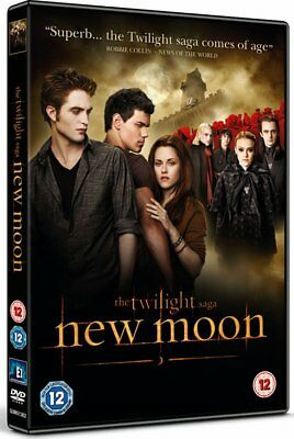 The Twilight Saga - New Moon (DVD, 2010)
