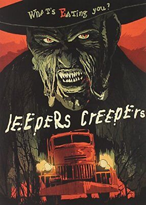 Jeepers Creepers [DVD] [2001] [Region 1] [US Import] [NTSC] - DVD  GKVG The