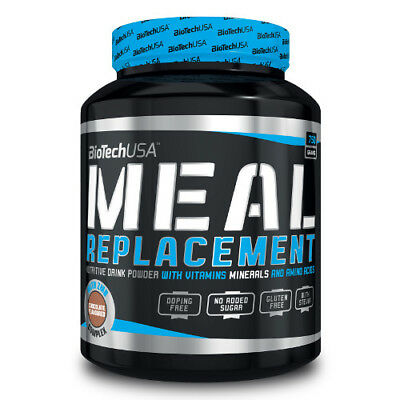 BioTech USA - Meal Replacement, 750g Bote