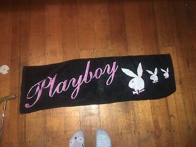 Playboy Bunny  Bar Runner Washable Man Cave