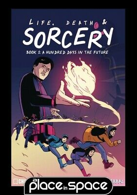 Life Death And Sorcery Vol 01 - Softcover