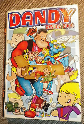The Dandy Book Annual 2006