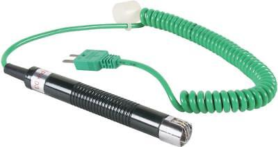 K Type Thermocouple Surface Temperature Probe - -50°C to +500°C