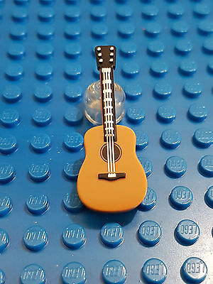 Lego-Minifigures Series 16 X 1 Guitar For The  Mariachi Series 16 Parts