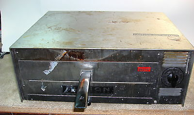 Fusion Commercial Model 507 Stainless Steel Pizza Oven