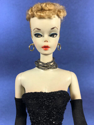 1959 Original blonde Barbie Doll #2