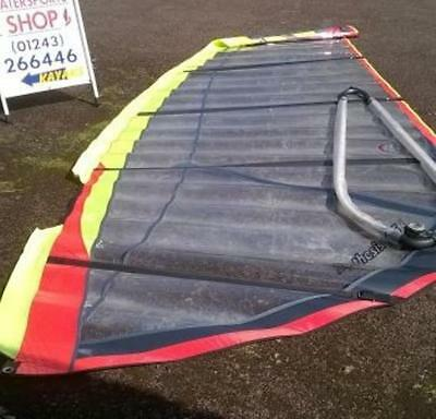 NEW 7.5m or 8.5 Wind Surf sail & Boom to fit