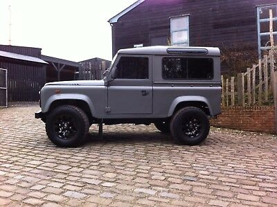 Land Rover 1985 County Station Wagon-Restored