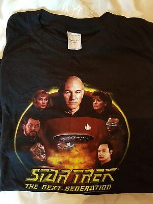 Star Trek t-shirt (Next Generation)