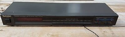 TECHNICS ST-S76 QUARTZ Synthesizer AM/FM Stereo Tuner with AM Loop Antenna