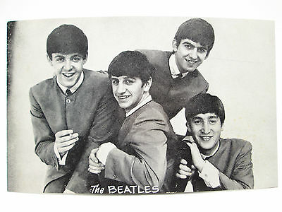 1960's • Beatles • Billboard Arcade Exhibit Card Rare Lennon - Secure Ship!  #2