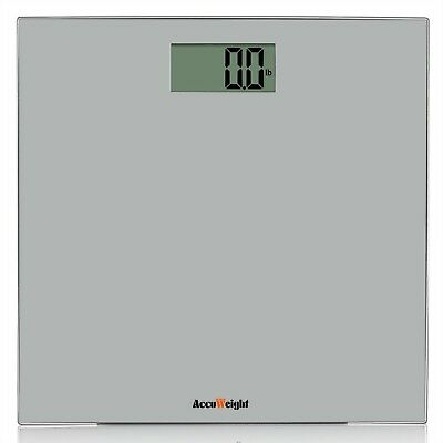 Accuweight Digital Bathroom Weight Scale with Smart Step-on Technology 40... New