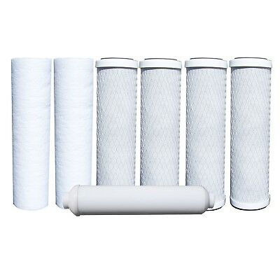 Watts Premier 500024 7-PK RO Filters Premier 1-Year 5-Stage Reverse Osmos... New