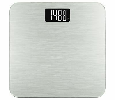 Smart Weigh Digital Body Weight ScaleTempered Glass Step-On Technology 40... New