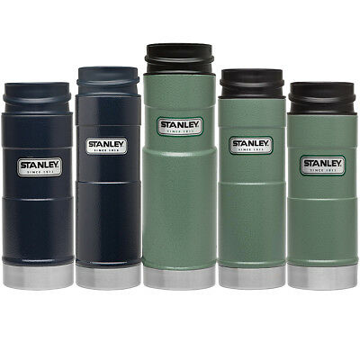 Stanley Classic One-Handed Vacuum Insulated Stainless Steel Travel Mug