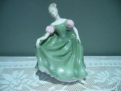 Vintage Royal Doulton 'michele' Figurine - Retired - Hn2234 - Very Good Cond