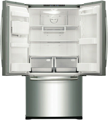 NEW Samsung SRF583DLS 583L French Door Refrigerator