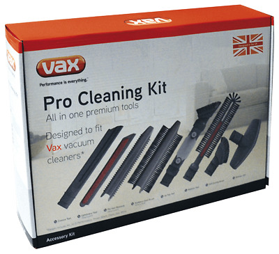 NEW Vax VPCK Pro-cleaning pack