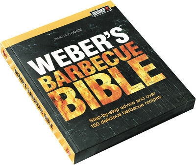 NEW 991165 Weber Barbecue Bible