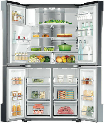 NEW Samsung SRF719DLS 719L French Door Refrigerator